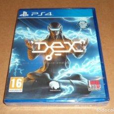 Videojuegos y Consolas PS4: DEX PARA SONY PLAYSTATION 4 / PS4 ,A ESTRENAR, PAL. Lote 109453691