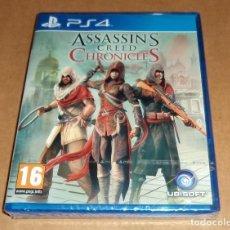 Videojuegos y Consolas PS4: ASSASSIN'S CREED CHRONICLES PARA SONY PLAYSTATION 4 / PS4 ,A ESTRENAR, PAL. Lote 109453895