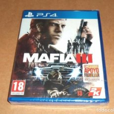 Videojuegos y Consolas PS4: MAFIA III PARA SONY PLAYSTATION 4 ,A ESTRENAR, PAL. Lote 109453939