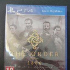 Videojuegos y Consolas PS4: JUEGO - SONY PLAYSTATION 4 - PS4 - 007 - THE ORDER 1886. Lote 113858787