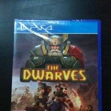 Videojuegos y Consolas PS4: THE DWARVES – PS4 – PRECINTADO (NUEVO A ESTRENAR). Lote 114609903