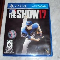 Videojuegos y Consolas PS4: MLB SHOW PARA PS4. Lote 114650339