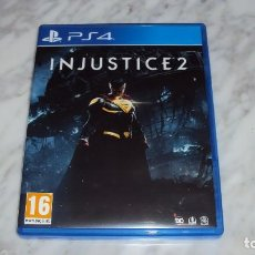 Videojuegos y Consolas PS4: JUEGO PS4 INJUSTICE 2 PS4. Lote 114651475