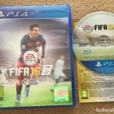 Videojuegos y Consolas PS4: FIFA 15 PS4 EN CAJA DE FIFA 16 PLAY STATION 4 PLAYSTATION 4 KREATEN. Lote 114715307