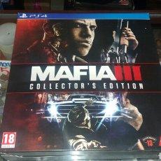 Videojuegos y Consolas PS4: MAFIA 3.COLLECTOR EDITION.PS4.SEMINUEVO!!!. Lote 114871580