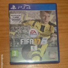 Videojuegos y Consolas PS4: VIDEOJUEGO FIFA 17 - PS4 PLAYSTATION 4 - PAL ESPAÑA. Lote 115031147