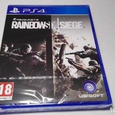 Videojuegos y Consolas PS4: TOM CLANCY´S RAINBOW SIX SIEGE ( PS4 - PAL- ESP) - PRECINTADO! . Lote 115183631