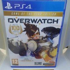 Videojuegos y Consolas PS4: OVERWATCH PS4. Lote 115231407