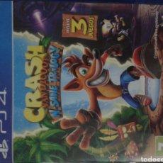 Videojuegos y Consolas PS4: CRASH BANDICOOT PS4. Lote 115323799
