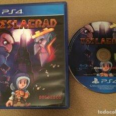 Videojuegos y Consolas PS4: TESLAGRAD PS4 PLAYSTATION 4 PLAY STATION 4 KREATEN. Lote 261259115