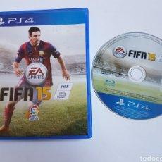 Videojuegos y Consolas PS4: FIFA 15 PS4. Lote 119045324