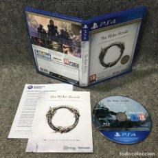 Videojuegos y Consolas PS4: THE ELDER SCROLLS ONLINE TAMRIEL UNLIMITED SONY PLAYSTATION 4. Lote 120944235