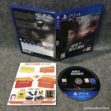 Videojuegos y Consolas PS4: GET EVEN SONY PLAYSTATION 4. Lote 120944239