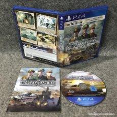Videojuegos y Consolas PS4: SUDDEN STRIKE 4 SONY PLAYSTATION 4. Lote 120944267