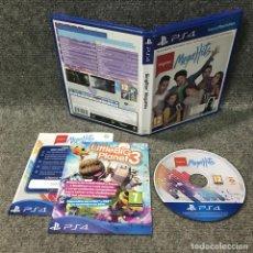 Videojuegos y Consolas PS4: SINGSTAR MEGAHITS SONY PLAYSTATION 4. Lote 120944283