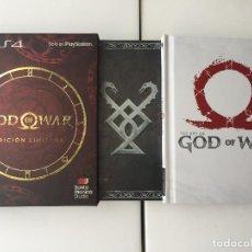 Videojuegos y Consolas PS4: GOD OF WAR 4 EDICION LIMITADA PS4 PLAYSTATION 4 PLAY STATION 4 KREATEN GOW IV. Lote 121569879