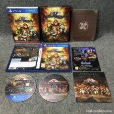 Videojuegos y Consolas PS4: GRAND KINGDOM PLAYSTATION 4. Lote 121743147