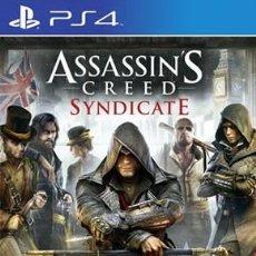 Videojuegos y Consolas PS4: ASSASIN´S CREED SYNDICATE PS4. Lote 124485983