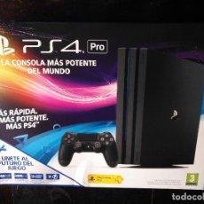 Videojuegos y Consolas PS4: CAJA VACIA DE CONSOLA PLAYSTATION 4 . Lote 124755399