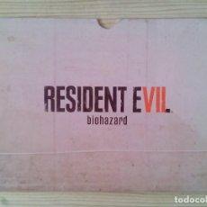 Videojuegos y Consolas PS4: RESIDENT EVIL 7 PS4 BIOHAZARD - 5 LITROGRAFIAS CON SOBRE - EDICION COLECCIONISTA. Lote 126740847