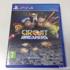Videojuegos y Consolas PS4: CIRCUIT BREAKERS. Lote 127448067