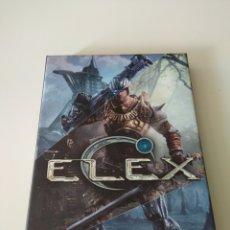 Videojuegos y Consolas PS4: CAJA EDICION COLECCIONISTA ELEX PS4. Lote 127644290