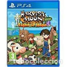 Videojuegos y Consolas PS4: HARVEST MOON. LIGHT OF HOPE SPECIAL EDITION. Lote 127979599