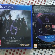 Videojuegos y Consolas PS4: RESIDENT EVIL 6 RE VI PS4 PLAYSTATION 4 PLAY STATION 4 KREATEN. Lote 128110399