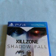 Videojuegos y Consolas PS4: KILLZONE SHADOW FALL - PLAYSTATION 4 - CONTIENE MANUAL DE INSTRUCCIONES EN ESPAÑOL - SEMINUEVO. Lote 128116907