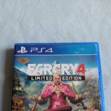 Videojuegos y Consolas PS4: FAR CRY 4 - PLAYSTATION 4 - SEMINUEVO. Lote 128117159