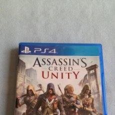 Videojuegos y Consolas PS4: ASSASSIN'S CREED UNITY - PLAYSTATION 4 - PAL/ESP - SEMINUEVO. Lote 128117227