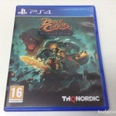 Videojuegos y Consolas PS4: BATTLE CHASERS NIGHTWAR. Lote 128182455