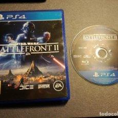 Videojuegos y Consolas PS4: JUEGO PS4 STAR WARS BATTLEFRONT II . Lote 128281179