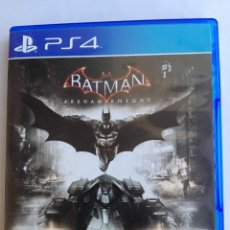 Videojuegos y Consolas PS4: SONY PLAYSTATION 4 PS4 - BATMAN ARKHAM KNIGHT - COMPLETO - PAL ESPAÑA EN CASTELLANO. Lote 108069955