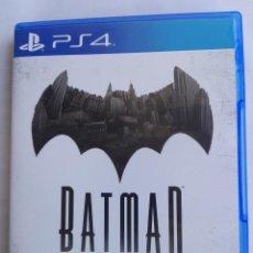 Videojuegos y Consolas PS4: SONY PLAYSTATION 4 PS4 - BATMAN THE TELLTALE SERIES - COMPLETO - PAL ESPAÑA EN CASTELLANO. Lote 128536163