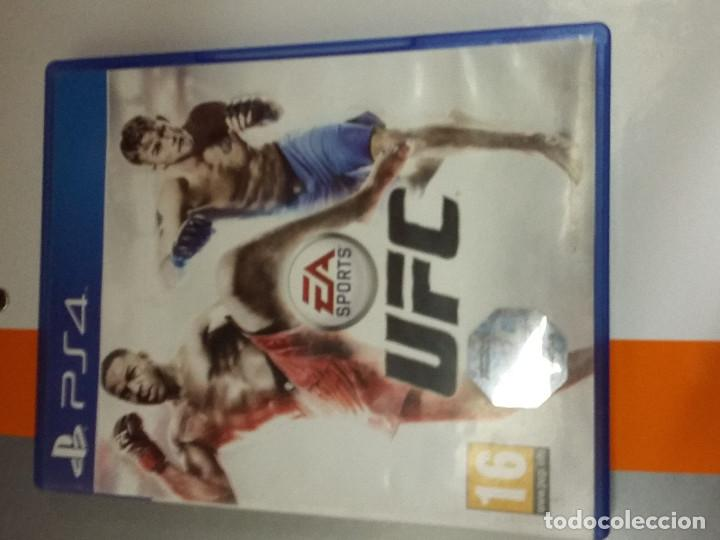 08-00197 PS4 EA SPORTS UFC (Juguetes - Videojuegos y Consolas - Sony - PS4)