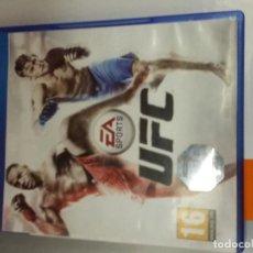 Videojuegos y Consolas PS4: 08-00197 PS4 EA SPORTS UFC. Lote 129007571