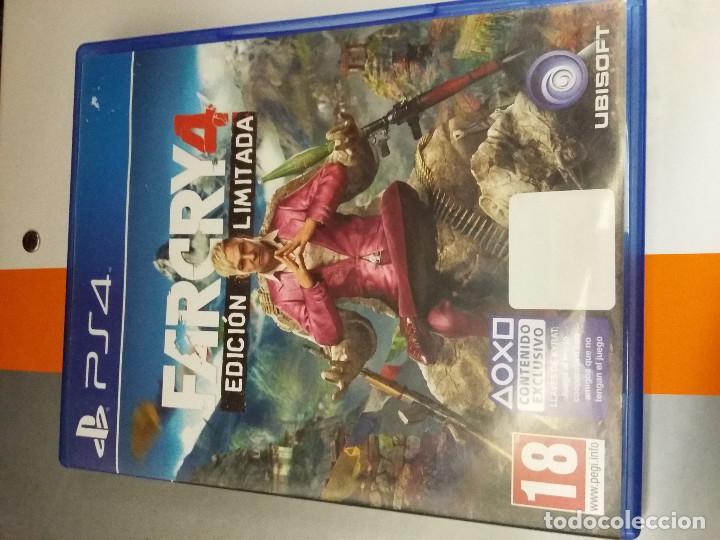08-00198 PS4 FAR CRY 4 EDICIÓN LIMITADA (Juguetes - Videojuegos y Consolas - Sony - PS4)