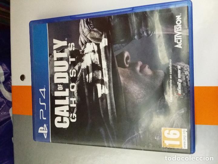 08-00199 PS4 CALL OF DUTY GHOSTS (Juguetes - Videojuegos y Consolas - Sony - PS4)