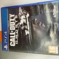 Videojuegos y Consolas PS4: 08-00199 PS4 CALL OF DUTY GHOSTS. Lote 129007879