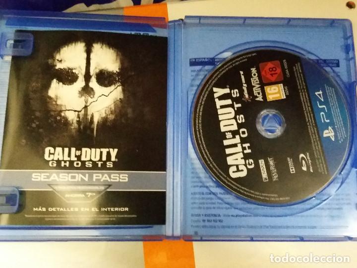 Videojuegos y Consolas PS4: 08-00199 PS4 Call of Duty Ghosts - Foto 2 - 129007879