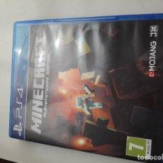 Videojuegos y Consolas PS4: 08-00226 PS4 MINECRAFT PLAYSTATION 4 EDITION. Lote 129008231