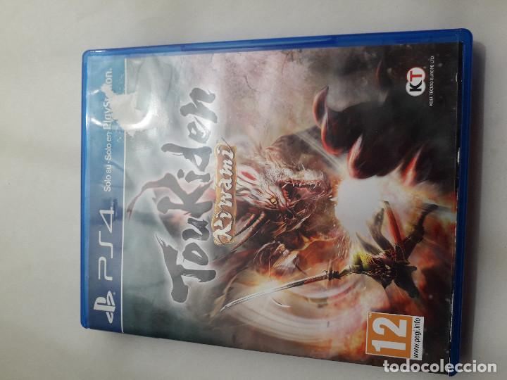 08-00228 PS4 TOUKIDEN KIWAMI (Juguetes - Videojuegos y Consolas - Sony - PS4)