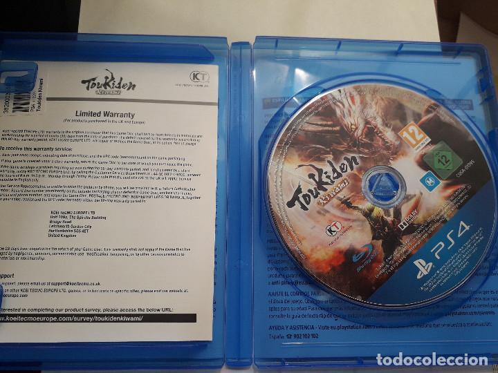 Videojuegos y Consolas PS4: 08-00228 PS4 TOUKIDEN KIWAMI - Foto 3 - 129008863