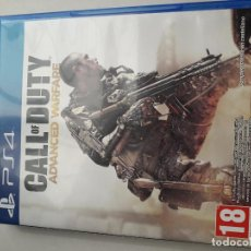 Videojuegos y Consolas PS4: 08-00229 CALL OF DUTY - ADVANCES WARFARE. Lote 129009039