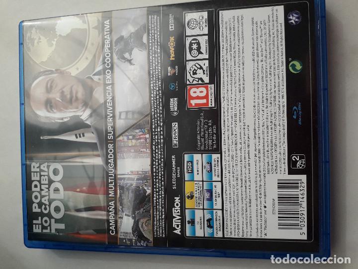 Videojuegos y Consolas PS4: 08-00229 CALL OF DUTY - ADVANCES WARFARE - Foto 2 - 129009039