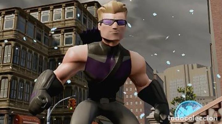 Videojuegos y Consolas PS4: Disney Infinity 2.0 - Figura Hawkeye - Foto 3 - 130866928