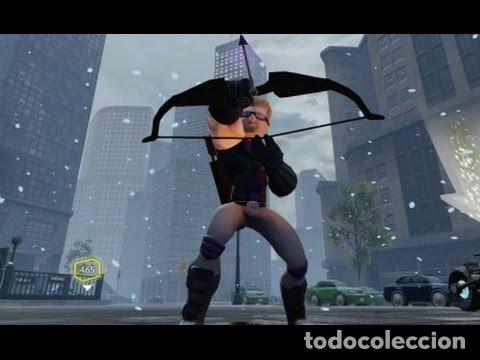 Videojuegos y Consolas PS4: Disney Infinity 2.0 - Figura Hawkeye - Foto 4 - 130866928
