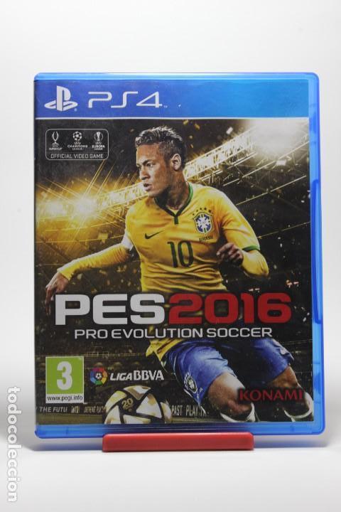 PES 2016 PRO EVOLUTION SOCCER PS4 (Juguetes - Videojuegos y Consolas - Sony - PS4)