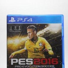 Videojuegos y Consolas PS4: PES 2016 PRO EVOLUTION SOCCER PS4. Lote 131645746